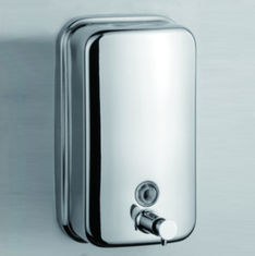 Wall Mounted Polished SS201 Liquid Hand Soap Dispensers
